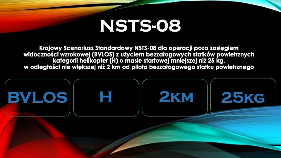 NTST BVLOS 08 Helikopter H 25kg 2km
